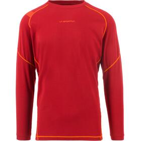 La Sportiva Future Maglietta a maniche lunghe Uomo rosso